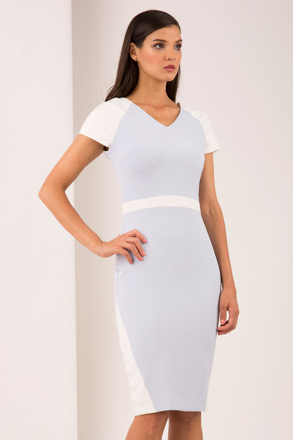Hybrid Fashion 1275 Hailey Raglan Sleeved Dress