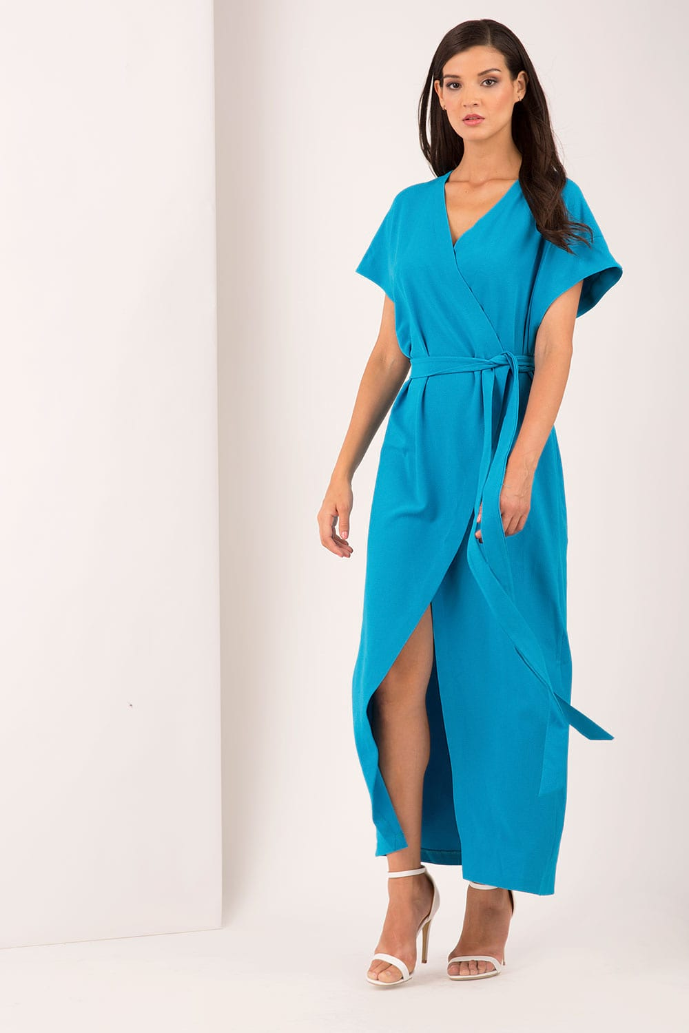 Hybrid Fashion 1318 Tess Kimono Wrap Dress