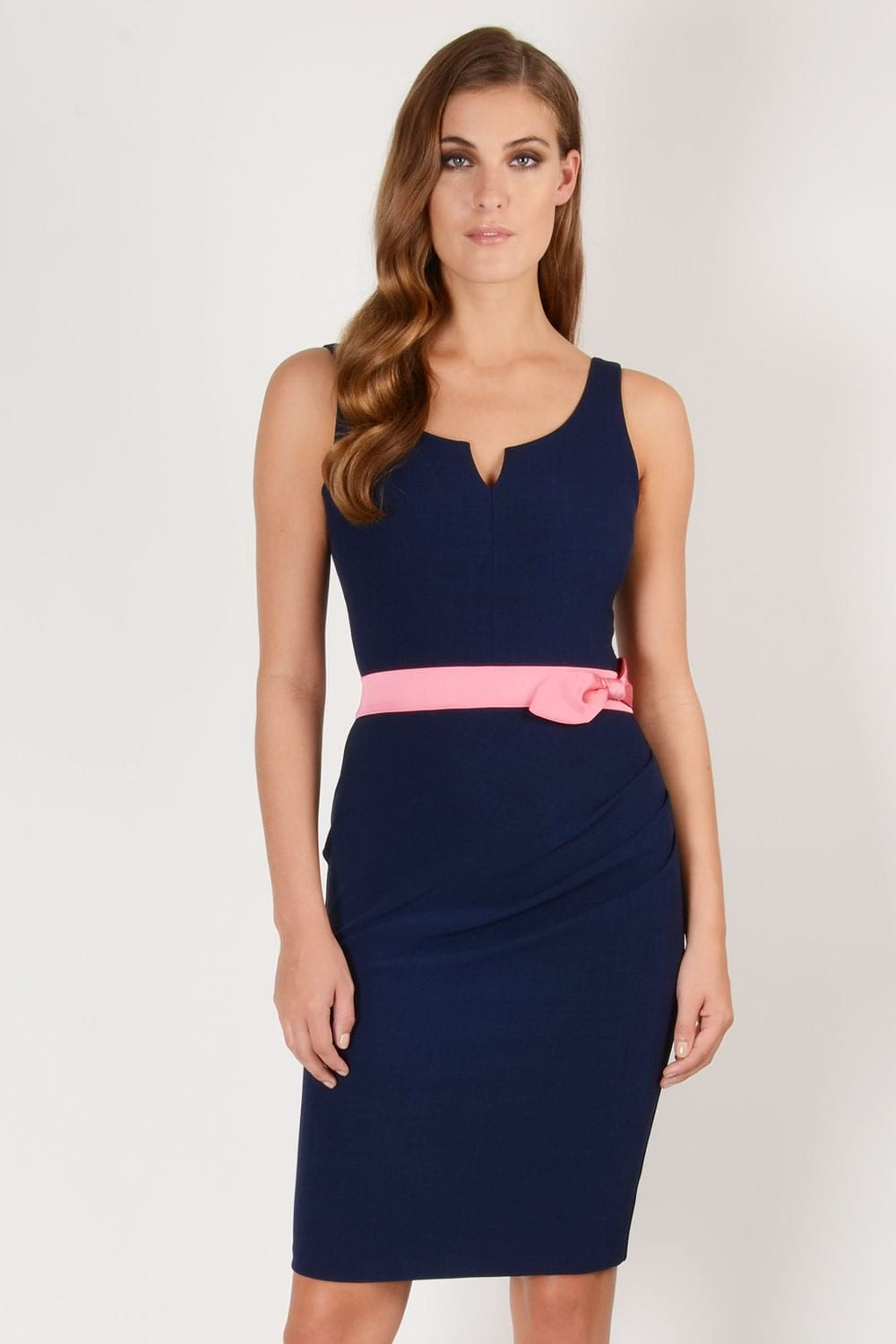 Hybrid Fashion 1218 Lilith Sleeveless Pencil Dress